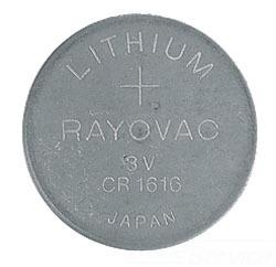 KECR1616-1 RAY 3V LITHIUM KEYLESS ENTRY BATTERY