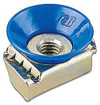UCN38 T-B UNIVERSAL CHANNEL CONE NUT 3/8 IN