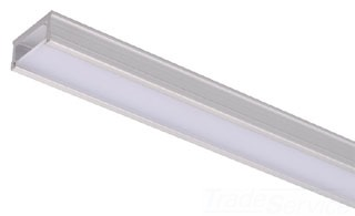 LED-T-CH WAC LTG RIDGID ALUMINUM CHANNEL FOR INVISILED