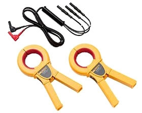 EI-1625 FLUKE A604510304 SELECTIVE/STAKELESS CLAMP SET WITH EI-162X EI-162AC AND 2-3 WIRE CABLE