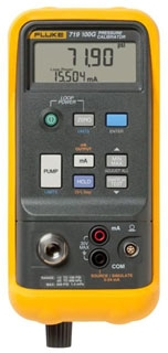 FLUKE-719100G FLUKE ELECTRIC PRESSURE CALIBRATOR -12 TO 120PSI, 7 BAR