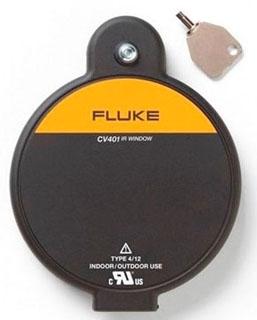 FLUKE-CV401 FLUKE 4 IN (SIZE 95MM-100MM) IR WINDOW SECURITY KEY DOOR LATCH