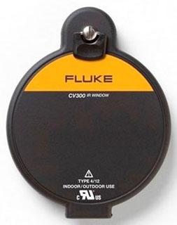 FLUKE-CV300 FLUKE 3 IN (75MM) IR WINDOW, HAND TURN DOOR LATCH