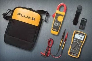 FLUKE-117/323-KIT ELECTRICIANS MULTIMETER COMBO KIT 4296041