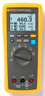FLK-3000FC FLUKE FC WIRELESS DIGITAL MULTIMETER