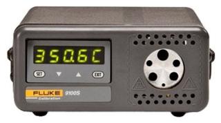 9100S-B-156 FLUKE DRYWELL, H&HELD HI-TEMP, BLOCK B