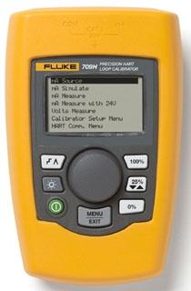 FLUKE-709H FLUKE LOOP CALIBRATOR, W/HART 09596964375 4234361
