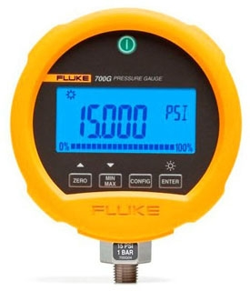 FLUKE-700G30 FLUKE PRES GAUGE 5 000 PSIG