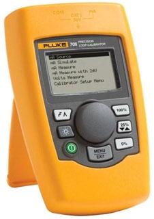 FLUKE-709 FLUKE LOOP CALIBRATOR 09596964374 4234350