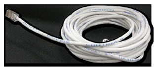 CAT515FTJ1 LITHONIA CAT5 CABLE, 15 FT (CI# 213LYW) 75357330878
