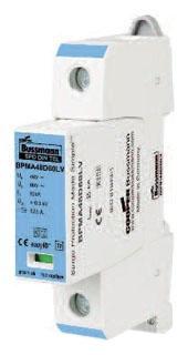 BSPM1A150D200LVR BUSSMANN 150VAC / 200VDC MOV DIN LV SPD REMOTE
