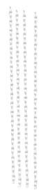 74014 CULLY #3 TENSO CHAIN ZP - 100 FT BOX 08593774014 1 ea = 1 box of 100'