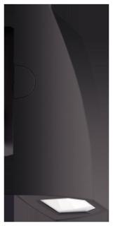 SLIM18 RAB SLIM 18W COOL LED 120V TO 277V WALLMOUNT BRONZE 01981304044