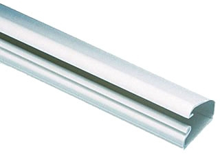 LD5IW8-A PAN OFF-WHITE LATCH DUCT 8/FT