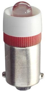 LED-24-BA9S-WHT EIKO 24V WHT LED BAYONET BASE INDICATOR LAMP