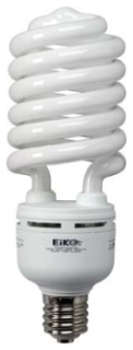 SP105/41/MOG EIK 105W MOG BASE CFL 4100K