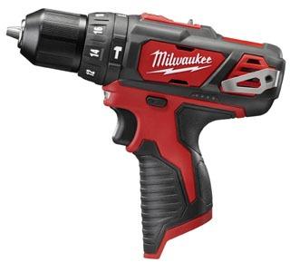 2408-20 MILWAUKE 3/8 HMR DRILL/DRVR 04524230079