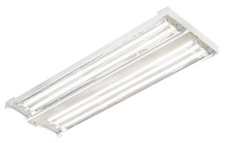 LLHV4-40M-WST-EDU COLUMBIA VERSABAY LED HIGH BAY 4000K 18,000 LUMENS WIDE DISTRIBUTION 120/277V