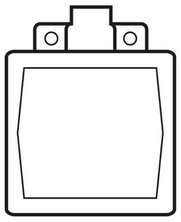 PRFD12 ROB-ROY 1/2 GANG FD BOX