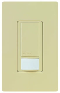 MS-OPS5MH-IV LUTRON MAESTRO PIR OCC 5A SWITCH 02755798386