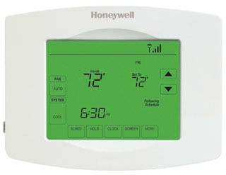 Lutron Electronics L-HWLV-WIFI 6.56 x 1.44 x 4.94 Inch Wi-Fi Thermostat