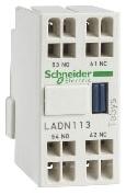SQD LADN113 CONTACTOR AUXILIARY CONTACT BLOCK IEC
