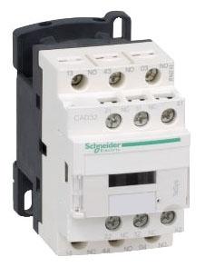 SQD CAD50F7 RELAY 600-VOLT 10-AMP TESYS-PLUS OPTIONS