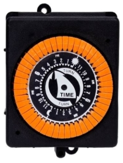 PB913N I-MATIC 24 HR MECHANICAL PANELMOUNT 120V SPST 07827507146