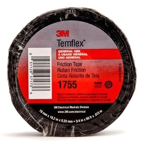 1755-3/4X60FT MMM FRICTION TAPE