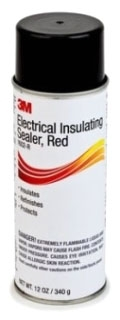 1602-R 3M ELECTRICAL INSULATING SEALER 16 OZ (RED) 05112860368