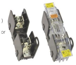HM25060-3CR BUS FUSE BLOCK CLASS-H, 250V 60A, 3-POLE