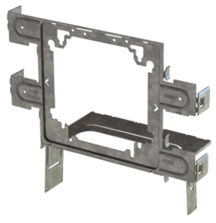 STS2346 CADDY SNAP TO STUD ELECTRICAL BOX BRACKET 78285686507 25/BOX
