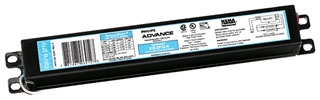 ICN4P32N35I ADVANCE ELE BALLAST (4) F32T8 120-277V 78108709151