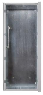 EZB2048RBS CH PANELBOARD BOX 20W X 48H X 5 3/4 GALV STEEL