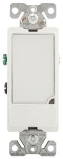 7737W-BOX CWD FULL HALLWAY NIGHTLIGHT 120V WH