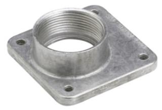 ARP00005CH15 CH 1-1/2 IN HUB CLOSURE PLATE METER SOCKET ACCESSORY