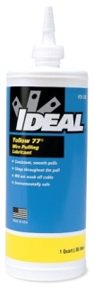 31-358 IDL 1 QT SQUEEZE BOTTLE OF YELLOW LUBE