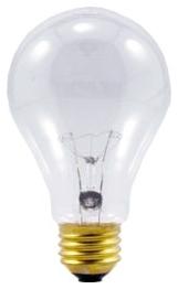 67A21/40/8M130V SYL67W CLEAR 8000HR 12572 Traffic Signal Lamp
