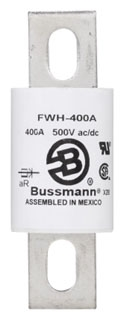 FWH400A BUS 500V SEMICONDUCTOR FUSE