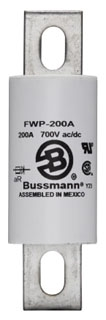 FWP-125A BUS HIGH SPEED FUSE