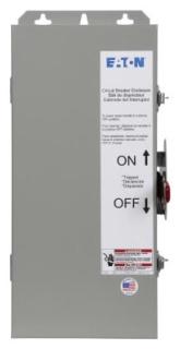 JFDN100 C-H Circuit Breaker Enclosure