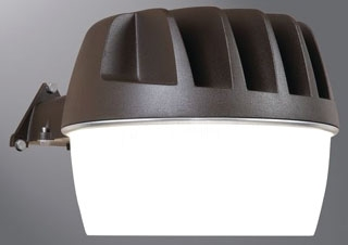 AL3050LPCBZ LUMARK LED AREA LIGHT, 3000 LM, 5000K, 120V, BZ
