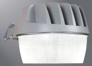 AL3050LPCGY LUMARK LED AREA LIGHT, 3000 LM, 5000K, 120V, GY