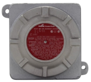 GUB01 JCT BOX CRS-H