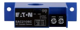 EAC210SC CH CURRENT SENSOR,FIXED CORE,AC,0-10VDC,100A-150A-200A,SELF PWR