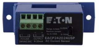 EACP242024USP CH CURRENT SENSOR,SPLIT CORE,4-20MA,100A-150A-200A,24VAC/DC PWR