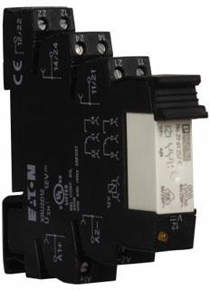 XRU2D24U CH SCREW TBR 6A DPDT - 24VAC/DC