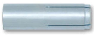 6304 RAW 1/4 STEEL DROP-IN INTERNAL PLUG ANCHOR