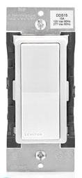 DDS15-BDZ LEVITON 15A 120/277V 1800W DECORA DIGITAL SWITCH WITH BLUETOOTH TECHNOLOGY