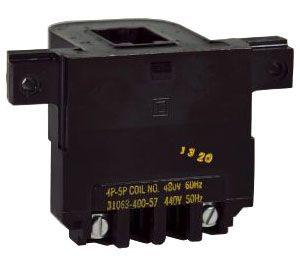 SQD 3106340057 CONTACTOR PLUS STARTER COIL 480 VOLT